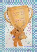 Father's Day Card-Trophy For Dad